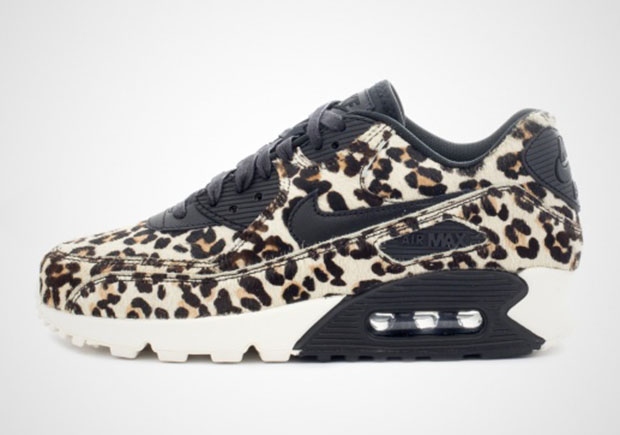 Nike Wmns Air Max Leopard Print Model Aviation