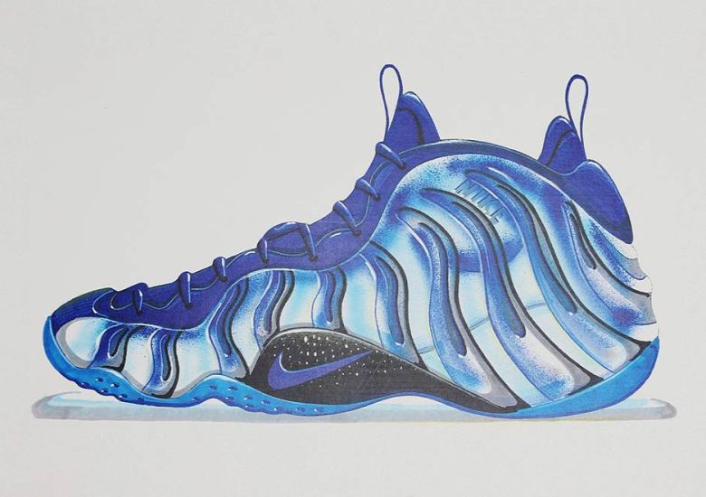 fbd982fed43 History of the Nike Air Foamposite One