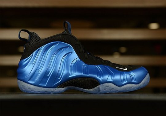"""The Nike Air Foamposite One """"Royal"""" XX Releases Tomorrow"""