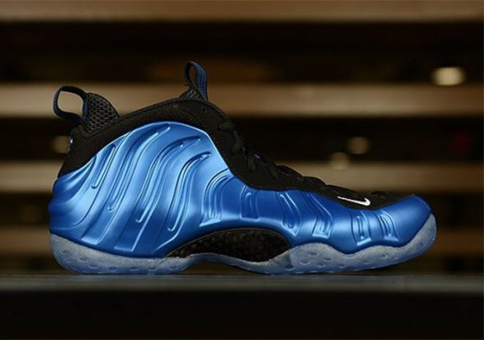 "The Nike Air Foamposite One ""Royal"" XX Releases Tomorrow"
