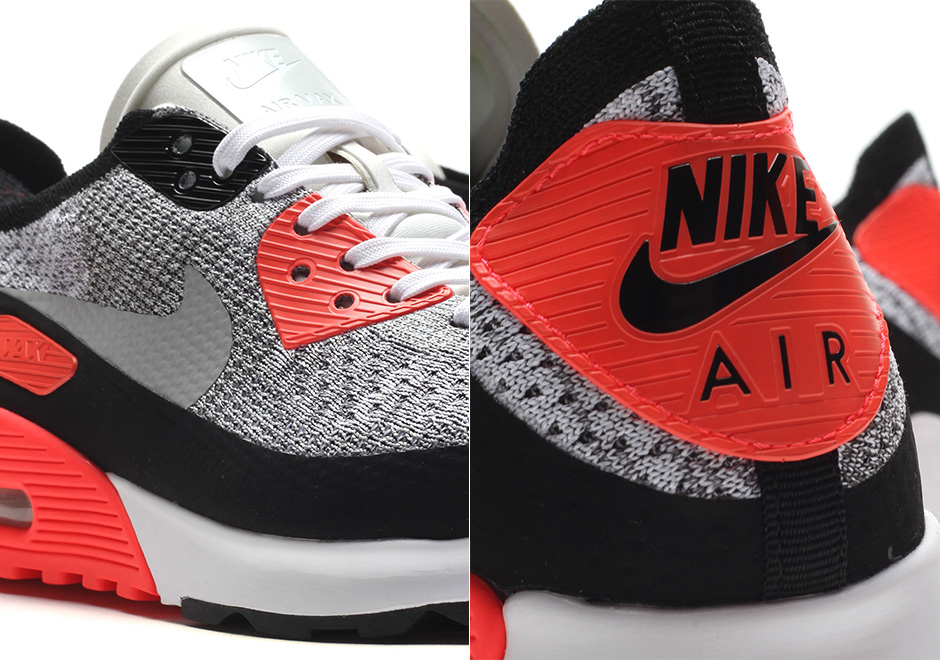Nike Air Max 90 Flyknit Infrared | WAVE®