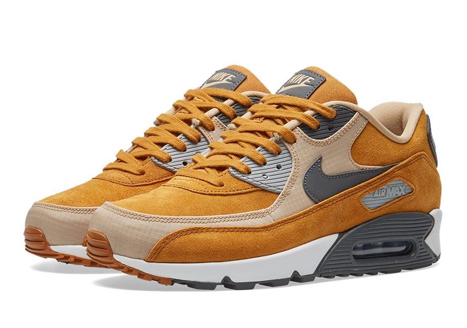 Nike Air Max 90 Desert Ochre 700155-700 | SneakerNews.com