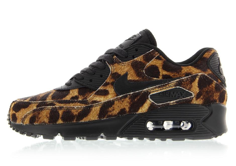Nike Air Max 90 Cheetah 898512 002 Sneaker Bar Detroit