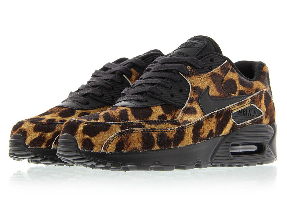 nike air max 90 womens leopard print
