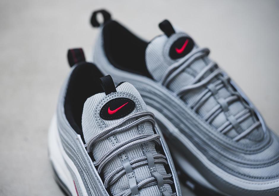 f4257d9b4d5b Nike Air Max 97 Silver Bullet Release Date Info