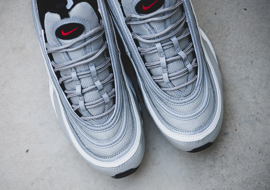 Nike Air Max 97 Silver Bullet Release Date Info