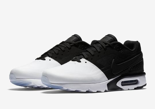 Nike Adds New Color-blocking To The Air Max BW