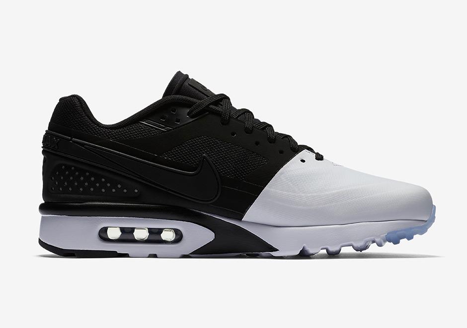 Nike Air Max BW Ultra White Black 844967 101 |