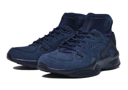 The Nike Air Mowabb Goes Tonal In Midnight Navy
