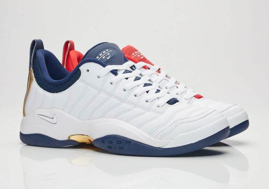 Nike Just Released New Colorways Of Pete Sampras' Air Oscillate