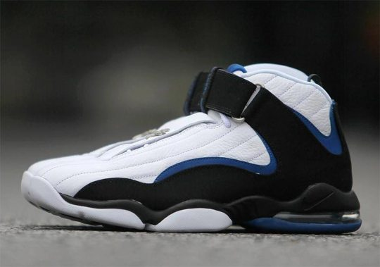 OG Orlando Magic Colors Return To The Nike Air Penny 4