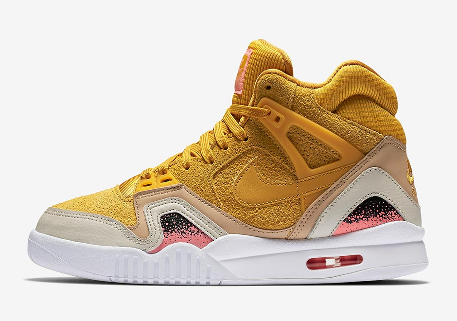 "brand new e3a7e c1553 Nike Air Tech Challenge II SE ""Gold Dart"""
