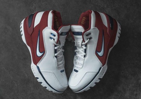 "The Nike Air Zoom Generation ""First Game"" Is Releasing At KITH And Other Sneaker Boutiques"
