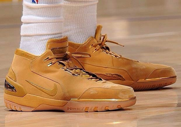 """Nike Air Zoom Generation """"Vachetta Tan"""" Rumored To Release During All-Star  Weekend 070660c6d"""