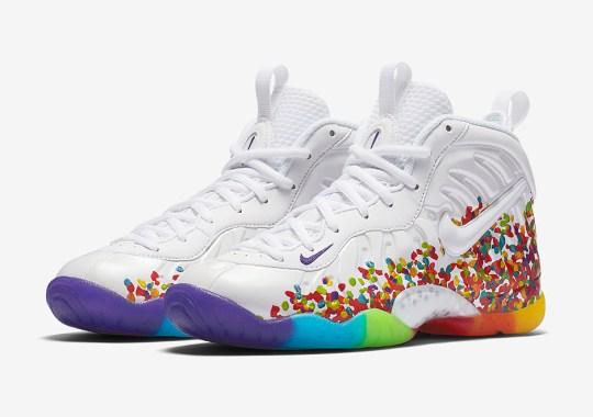 Nike's Fruity Pebbles Foamposites Release Tomorrow