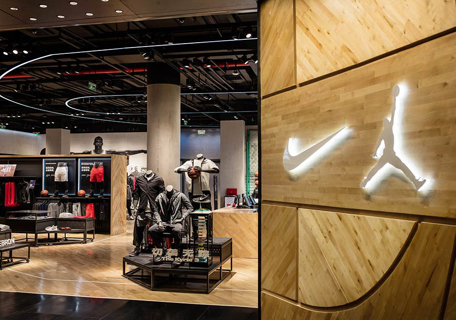 2be751d58 Nike and Jordan Basketball Experience Store Beijing