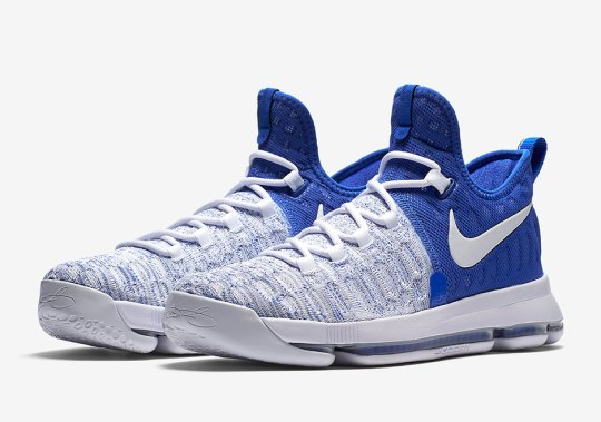 "Kevin Durant And Nike To Release Another ""Home"" Colorway Of The KD 9"