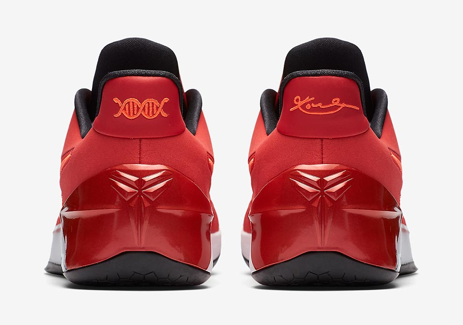 859df135658 Nike Kobe AD University Red 852425-608
