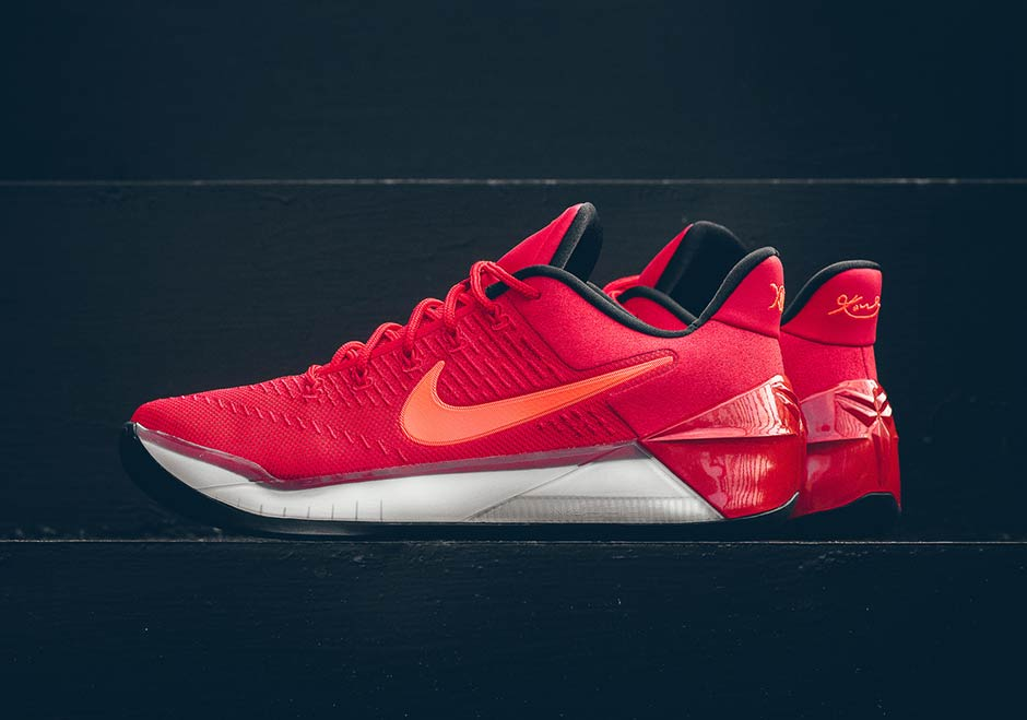 big sale 20d76 c7c82 Kobe AD University Red Release Date 852425-608 | SneakerNews.com