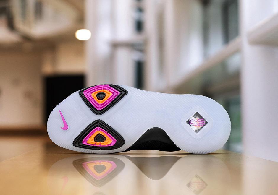 buy popular 75bde 9a3bb Nike Kyrie 3 PE Black Red Purple Yellow   SneakerNews.com