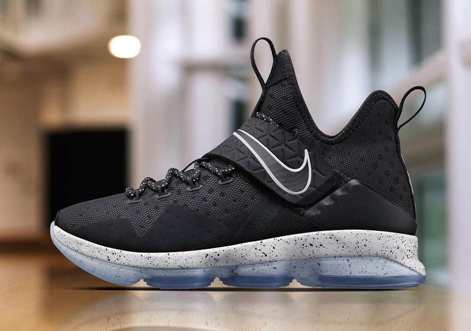 newest collection ab374 934f9 Nike LeBron 14 Black Ice China Release Date   SneakerNews.com