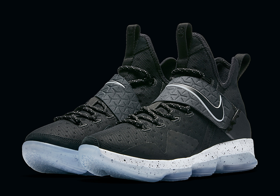 9e2bfb3fe06 Nike LeBron 14 Black Ice Where To Buy