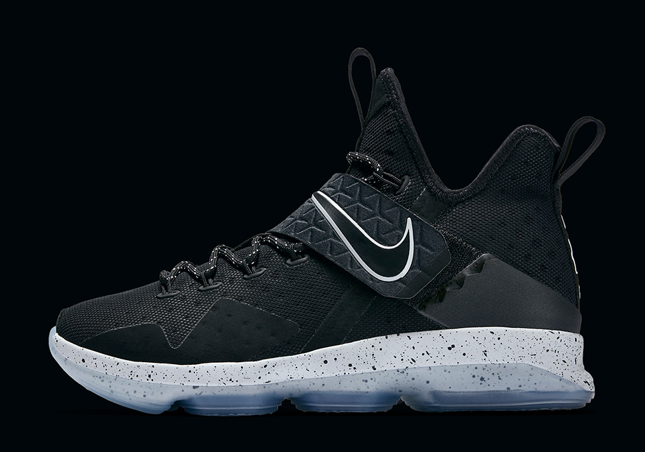 big sale 2707c da5a0 Nike LeBron 14 Black Ice Where To Buy | SneakerNews.com