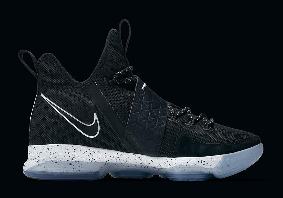 Nike LeBron 23 Placement White/White/Black Daily Updated