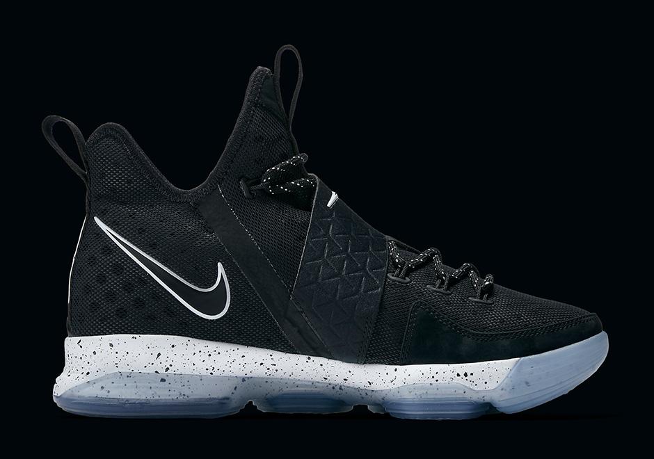 b0d8bf18235 Nike LeBron 14 Black Ice Where To Buy