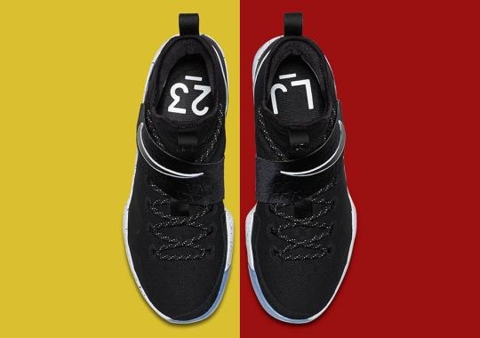 """Nike SNKRS Postpones Release Of The LeBron 14 """"Chase Down"""""""