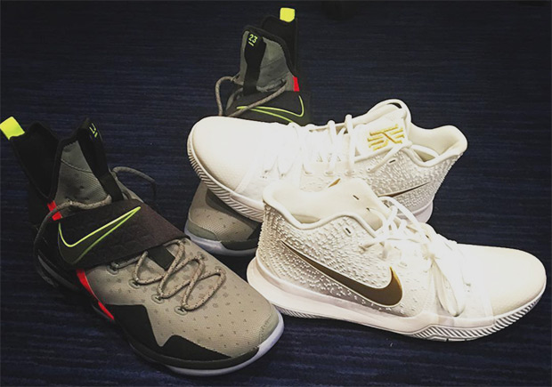 2017 Nike Basketball Shoes Outlook | SneakerNews.com