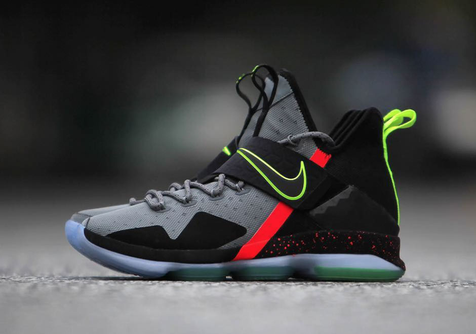 hot sale online f7cd4 3ffda nike-lebron-14-out-of-nowhere-detailed-images-