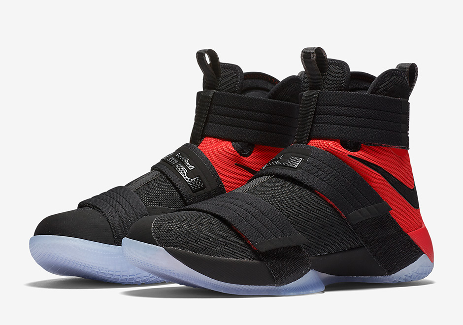 purchase cheap 1bdd0 0807c Nike LeBron Soldier 10 Team Colorways Spring 2017 ...