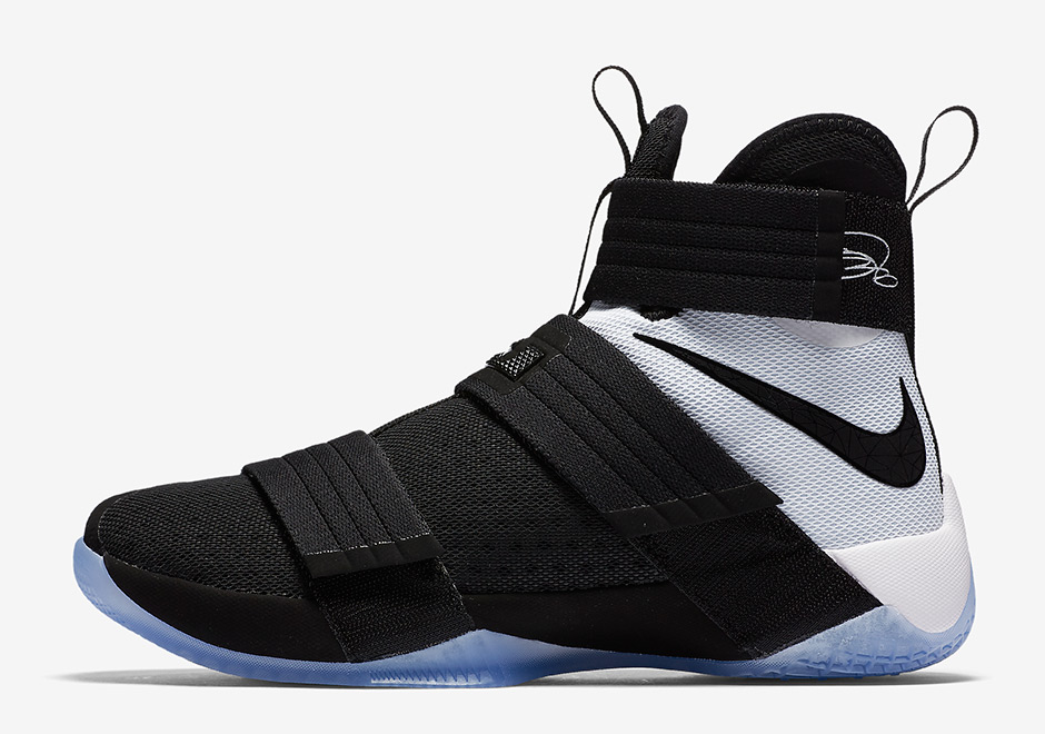 140ccb233852e Nike LeBron Soldier 10 Team Colorways Spring 2017