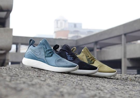 New Nike Lunarcharge Colorways Are Releasing Soon
