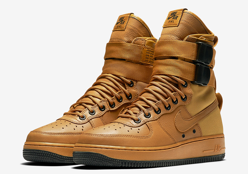 42becdfbe736 The Nike SF-AF1 came out of nowhere to be one of the most sought after  lifestyle mockups in Nike Sportswear s arsenal late last year.