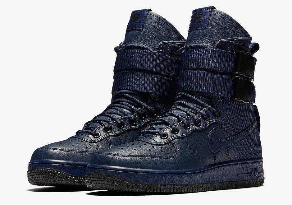 Nike SF AF1 Binary Blue WMNS 857872 400  