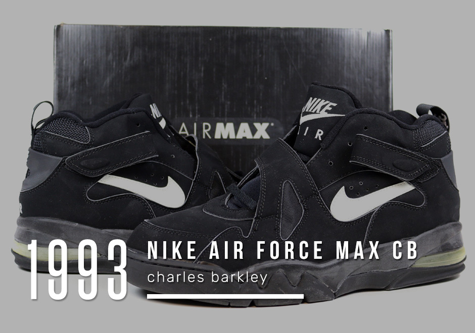 best sneakers 61cd3 cbca9 ... Nike considers the Air Command Force an official signature model for  The Admiral, David Robinson. One of the most highly requested models to get  a retro ...