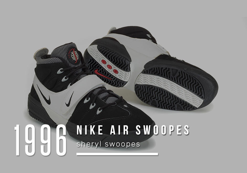 Sheryl Swoopes Air 1996