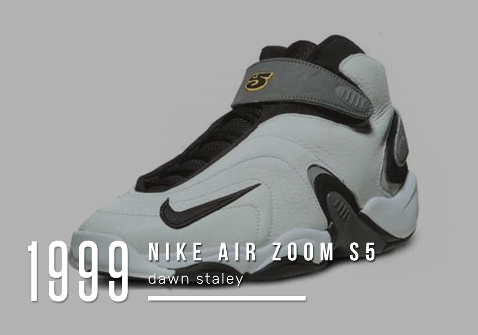 wholesale dealer c8c80 0451d ... signature basketball athletes for Nike in 1999. Her first model, the  Air C14 featured a design actually pretty reminiscent of Garnett s first  model, ...
