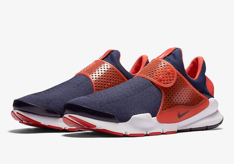 A Nike Sock Dart Colorway Perfect For The (Other) Cavaliers Fans Out There