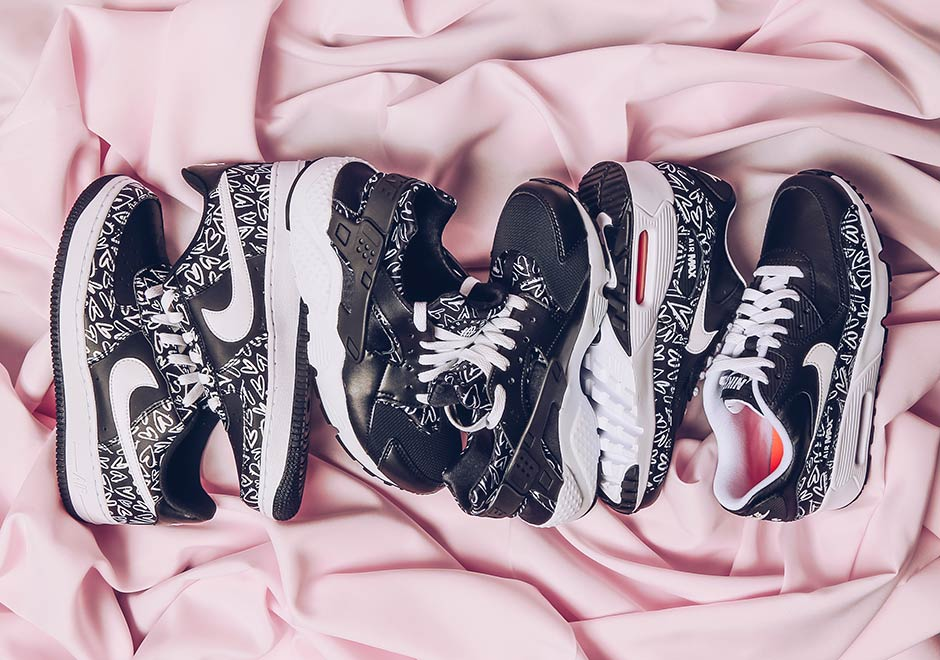 Nike Girls Valentine S Day Collection 2017 Sneakernews Com