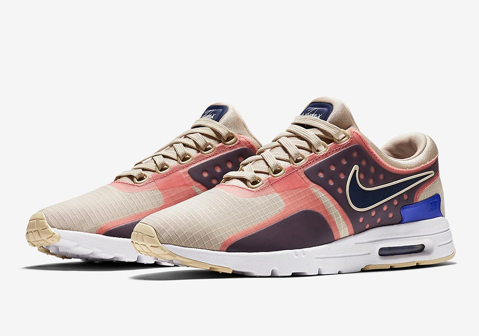 separation shoes f7a91 4c17a Nike WMNS Air Max Zero 881173-101 | SneakerNews.com