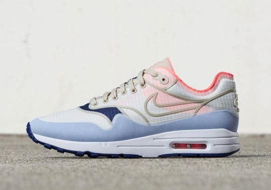 Nike Goes Hard With Rip-Stop Nylon Uppers On Women's Air Maxes