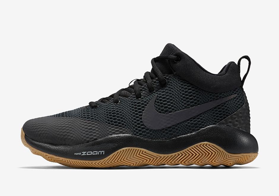 cf6fb09600c7 Ian Clark Nike Zoom Rev 2017 Detailed Look At The Nike Zoom Rev Basketball  Shoe . ...