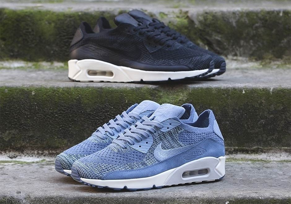 reputable site 39b8f 4d0a1 NikeLab Releases An Air Max 90 Flyknit. By SoleInsider. Introducing the Nike  ...