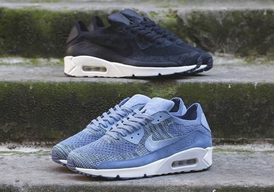 NikeLab Releases An Air Max 90 Flyknit