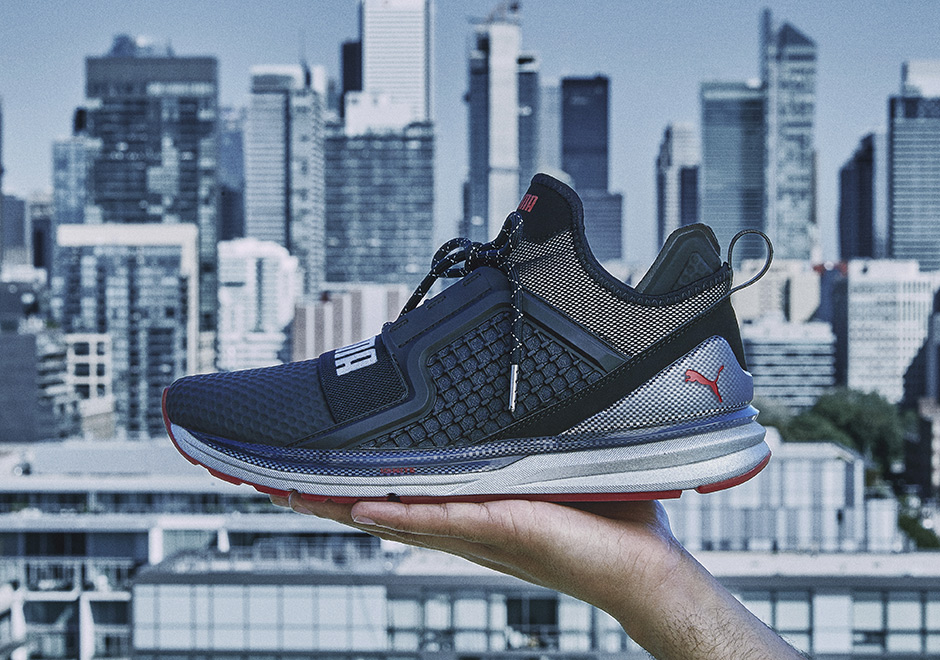 buy online 0a671 b21fc The Weeknd Puma IGNITE Limitless Shoes | SneakerNews.com