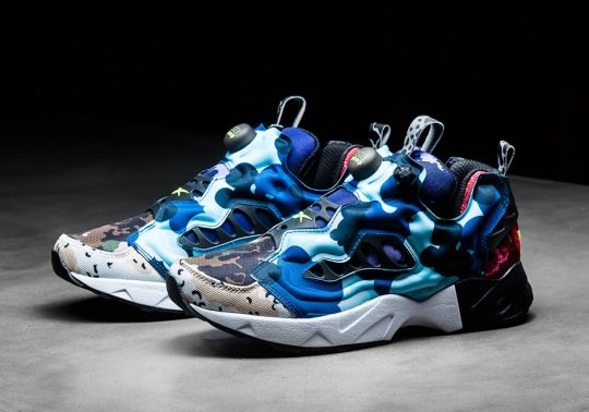 "Reebok Instapump Fury Road ""What The Camo"""