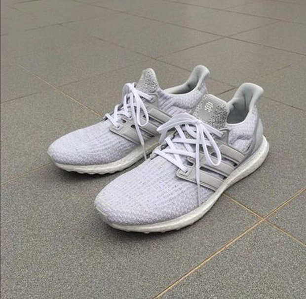 Reigning Champ adidas Ultra Boost 3.0 White BW1116